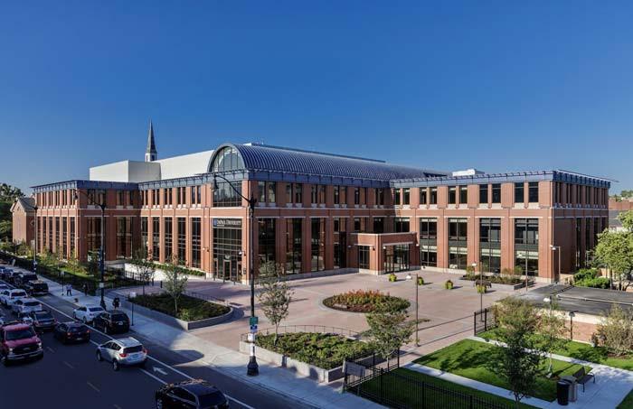 Khu học xá Đại học DePaul, Chicago, Mỹ