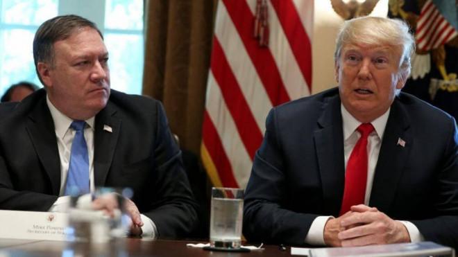 """Học giả: Trung Quốc cuối cùng đã gặp phải Trump, người cũng tin """"luật rừng"""